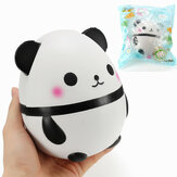 Squishy Panda Doll Ägg Jumbo 14cm Långsam Rising Med Packaging Collection Gift Decor Soft Squeeze Toy