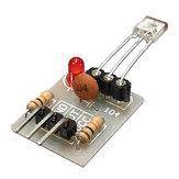 20Pcs Лазер Приемник Немодулятор Трубка Датчик Модуль Geekcreit для Arduino - продукты, которые работают с официальными платами Arduino