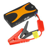 D28A Démarreur de saut de voiture portable 12V 22000mAh Emergency Batterie Booster avec LED FlashLight Safety Hammer