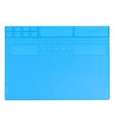 Telefonwartungs-Isolationspad Silikonpad mit hohem CPU-Kartensteckplatz