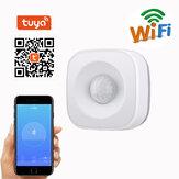 Guudgo Tuya WiFi Human Body Sensor Wireless Smart Body Movement PIR Motion Sensor  Use With Tuya Smart Life App