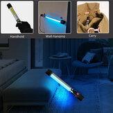 Przenośna lampa ultrafioletowa UV UVC Lekka sterylizator Dezynfekcja Lampa bakteriobójcza Home