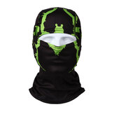 Univeral Motorcycle Breathable CS Face Mask Anti-UV Scarf Hood For BATFOX F320