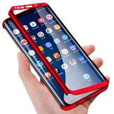 Bakeey Чехол-накладка Защитный флип для экрана Samsung Galaxy S8 Gosso 360 ° Full Body Hard PC Front + Back Cover Case + Soft HD