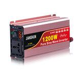 Schermo intelligente solare Inverter di potenza a onda sinusoidale pura 1200W-6000W Convertitore da CC a CA 110 V 120 V.