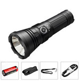 Klarus G20L XHP70.2 P2 3000Lumens Dual Switch Brightness USB Rechargeable LED Tactical Flashlight