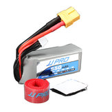 JJPRO Power 11.1V 850mah 30C 3S Lipo Bateria Plugue XT60