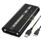 AODUKE JMS578 USB 3.0 SATA M.2 NGFF zewnętrzna obudowa dysku twardego HDD SSD półprzewodnikowy mobilny dysk twardy adapter dysk do odczytu AJSATA001