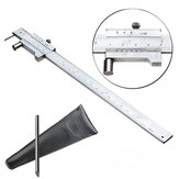 0-200mm Measure Scale Ruler 0.05mm Accurate Parallel Line Digital Vernier Caliper W/Case Woodworking