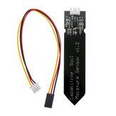 5pcs interruttore sensore di umidità del suolo capacitivo non facile da corrodere modulo di alta tensione Geekcreit per Arduino - prodotti che funzionano con schede ufficiali Arduino