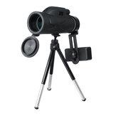 200X70HD三脚電話クリップ付き単眼ユニバーサル光学望遠鏡防水暗視