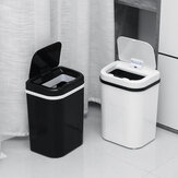AOMIDE 15L Automatic Touchless Trash Can Intelligent Induction Motion Sensor Kitchen Waste Bin Eco-friendly Waste Garbage Bin For Bathroom Office
