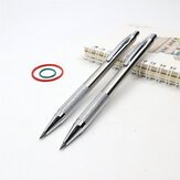 Metal Mechanical Pencil 2.0mm 2B Sketch Drawing Automatic Pencil For School Office Stationery