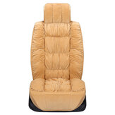 Universal Plush Car Seat Cover Winter Warm Backrest Front Seat Cushion Pad