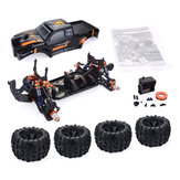ZD Racing MT8 Pirates3 1/8 4WD 90km / h Brushless RC Car Satz ohne elektronische Teile