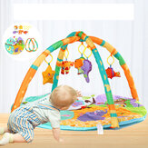 Baby Playmat Kids Rug Gym Fitness Frame Activity Toys Early Education Crawling Game Blanket for Baby