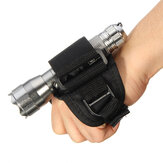 High Quality Nylon Adjustable LED Flashlight Hand Wrist Glove