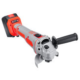 188VF/218VF Brushless Cordless Electric Angle Grinder Power Polishing Cutting Machine W/ 1 or 2 Li-ion Battery