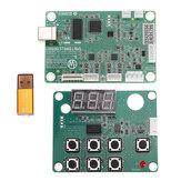 M2 Nano Laser Controlador Mãe Placa Principal + Painel de Controle + Dongle B Sistema Gravador Cortador DIY 3020 3040 K40