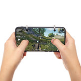 Joystick Shooter Button Fire Trigger Game Controller per PUBG Mobile Game per iPhone Android Smart Phone