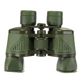 50x50 Outdoor Tactical Handheld Binocular HD Day Night Vision Waterproof Telescope 68m/1000m Camping Travel
