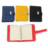 A7 Pocket PU Leather Cover Notitieboekje Filofax Personal Organizer Planner
