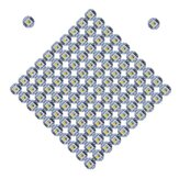 100PCS SK6812 WS2812B RGBW RGBWW Individually Addressable LED Chip Board for  DIY Lighting