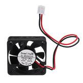 3шт. Креатив 3D® 40 * 40 * 10мм 24В Высокоскоростной DC Бесколлекторный 4010 Вентилятор охлаждения для Ender-3 3D-принтера