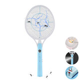 Rechargeable LED Électrique Fly Swatter Mosquito Dispeller Accueil Camping Voyage