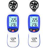 WT82 WT82B Bluetooth Digital Anemometer Mini Windgeschwindigkeit Meter Wind Meter Temperaturmessung ℃ / ℉