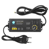 KJS-1509 3-12V 5A Power Adapter Adaptor Tegangan Disesuaikan LED Display Power Supply