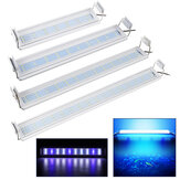 30-60CM LED Aquarium Light Spectrum Planta Multi-Color Fish Tank Light Lamp US Plug