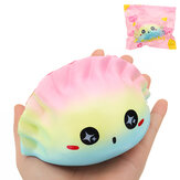 Galaxy Dumplings Squishy 12 * 7 * 7CM Slow Rising With Packaging Collection Gift Soft Speelgoed