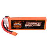 URUAV GRAPHENE 2S 7,4V 4000mAh 100C Lipo Bateria XT60 Plug para FPV RC Racing Drone