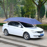 Remote Control Automatic Car Cover Tent Covers Folding Top Roof Umbrella Sunshade Sun UV Protection Waterproof