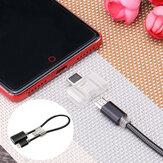 Универсальныйметаллическийтип-cМикро-USB-адаптердляUSB2.0 Женский конвертер OTG-адаптера для Xiaomi Смартфон