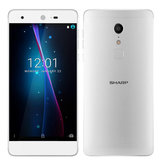 SHARP Z2 Global Version 5,5 inch 4 GB RAM 32GB ROM Helio X20 MTK6797 2,3 GHz Deca Core 4G-smartphone