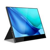 WEICHENSI DQ20 G + FF 1080P Dokunmatik 17.3 İnç Type C Taşınabilir Bilgisayar Monitör Oyun Ekran Ekran için Akıllı Telefon Tablet Dizüstü Oyun Konsolları