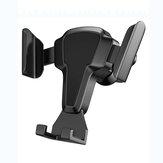 Floveme 360 graus rotatable auto bloqueio estável suporte do telefone do carro clipe de ventilação de ar montar suporte