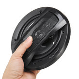 A Pair Of 6-inch 350W Car Speaker Coaxial Speaker