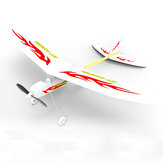 ZT MODEL Falcon II 535mm Wingspan Timer Equipped Electric Powered Free Flight Glider EPP RC Airplane RTF