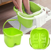 Rolling Massaggio Sturdy Plastic Bucket Foot Spa Bath Massaggior