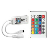 ARILUX® SL-LC 04 Super Mini LED WIFI APP Controller + Remote Control For RGBW LED Strip DC 9-12V
