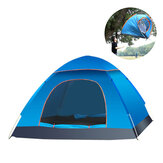2-3 Person Camping Tent UPF50+ Automatic  Instant Waterproof Travel Tent Portable Folding Beach Tent