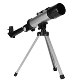360x50mm Astronomical Telescope Tube Refractor Monocular Spotting Scope com Tripé