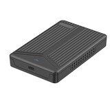 2.5 inch Notebook USB3.1 to SATA SSD External Hard Drive Enclosure Mobile Solid State Disk Box 8TB 5Gbps Supports 15mm Hard Disk Box