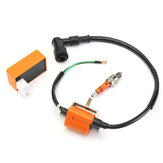 Racing Ignition Coil CDI For Honda XR CRF 50cc 70cc 90cc 110cc 125cc ATV Pit Dirt Bike