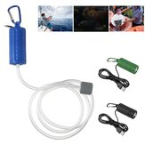Aquarium Aquarium Tragbare USB Mini Sauerstoff Luft Pumpe Stumme Energiesparzubehör Luft Pumpe Aquarium Aquatic Pet Supplies