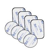 Bakeey Магнитный металл Пластина для держателя телефона Авто Универсальный железный лист, диск, наклейка, крепление, магнитная подставка для