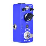 MOOER MDS5 Pédale d'effets pour guitare SOLO Distorsion Pédale d'effet pour guitare à gain élevé True Bypass Full Metal Shell Pièces et accessoires pour guitare